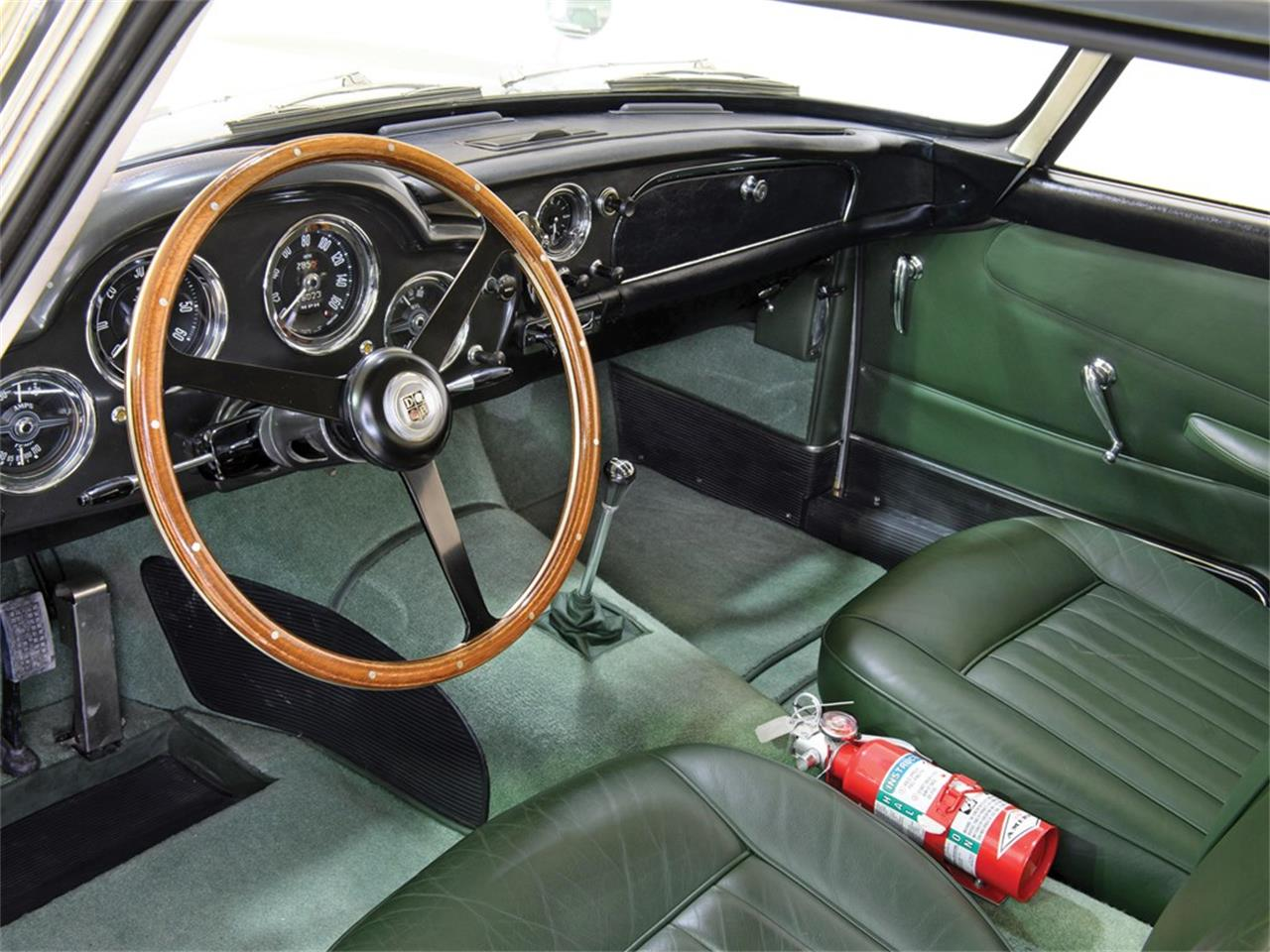 Large Picture of '59 DB4 - PXW7