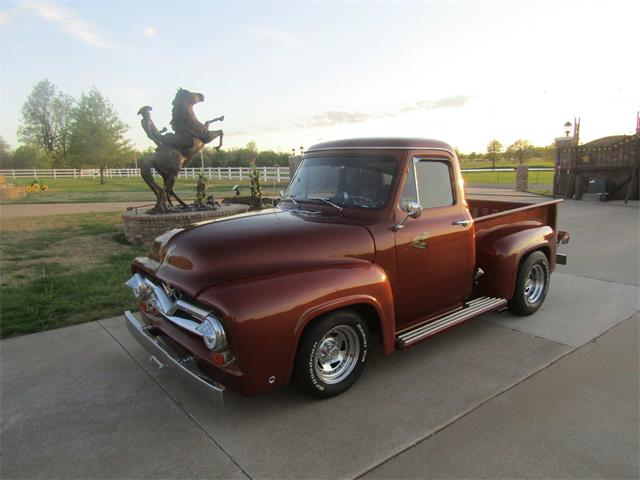 Picture of '55 F100 - PXW9