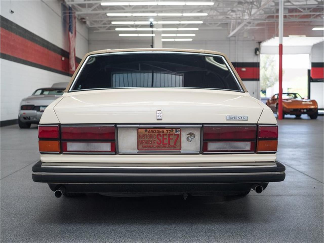 Large Picture of 1983 Rolls-Royce Silver Spur - PXWA