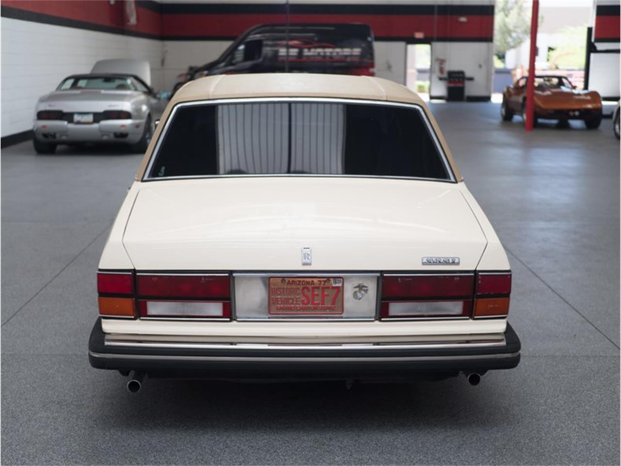 Large Picture of 1983 Rolls-Royce Silver Spur located in Arizona - PXWA