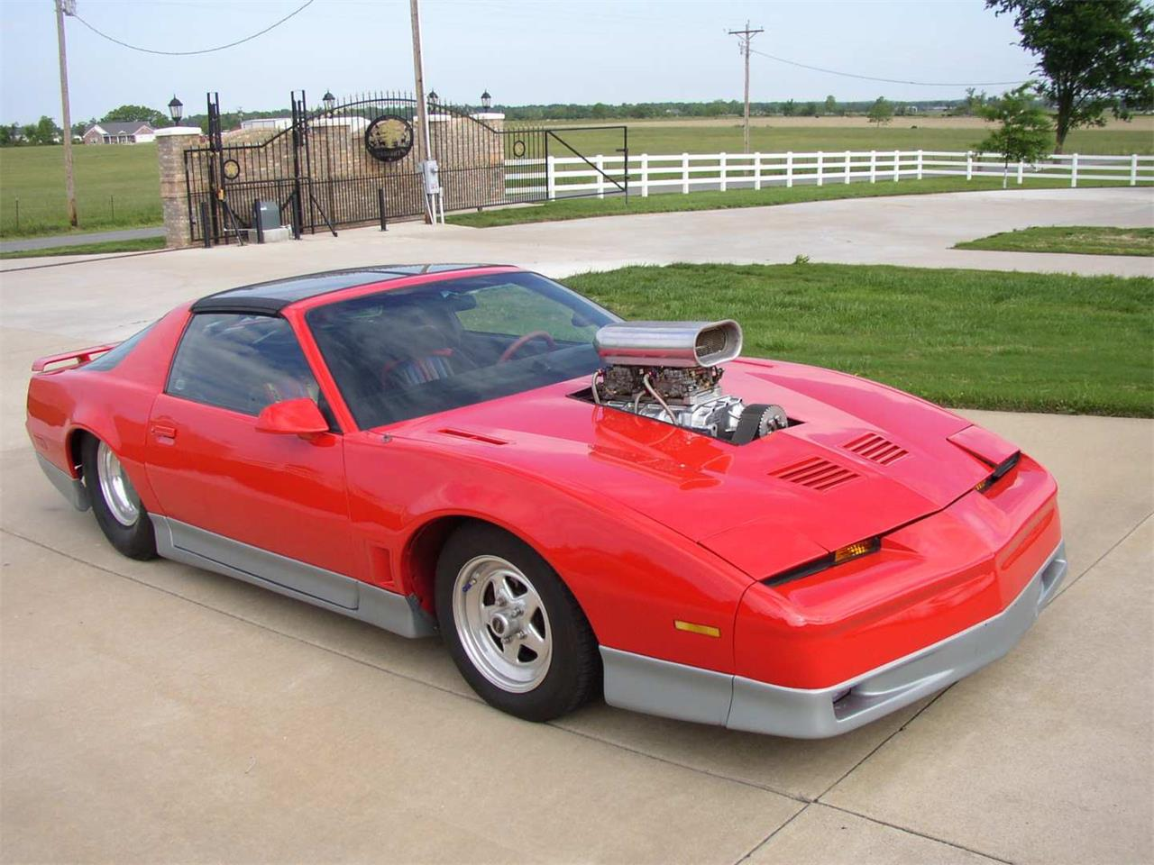 Large Picture of '87 Firebird Trans Am - PXWE