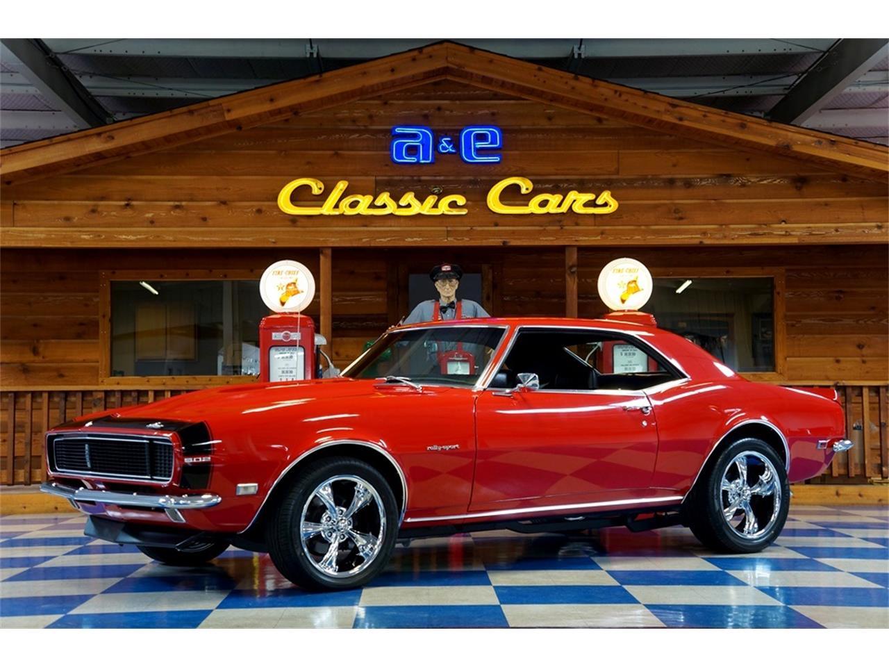 Large Picture of '68 Camaro - Q084