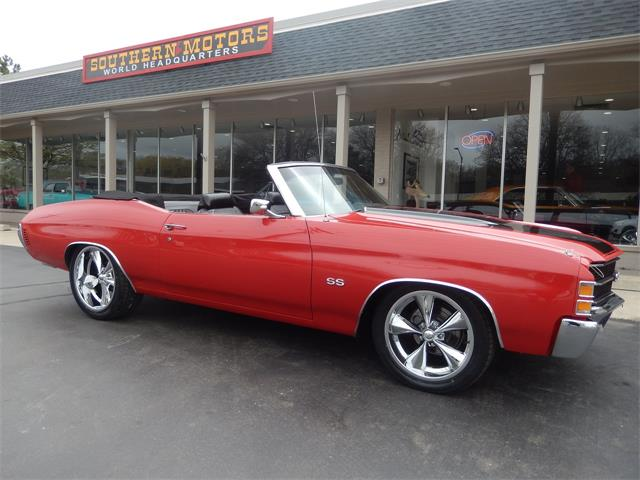 Picture of Classic 1971 Chevrolet Chevelle SS located in Clarkston Michigan Offered by  - Q08L