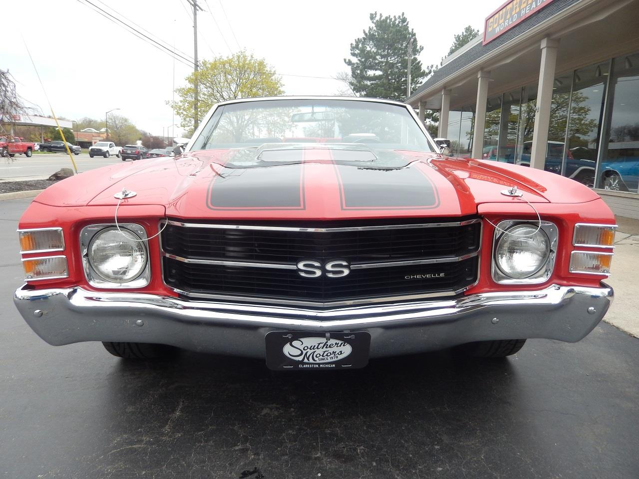 Large Picture of '71 Chevelle SS - Q08L
