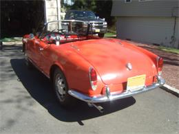 Picture of '64 Alfa Romeo Giulietta Spider - $38,000.00 Offered by a Private Seller - Q08N