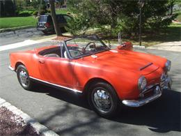 Picture of Classic 1964 Alfa Romeo Giulietta Spider - $38,000.00 Offered by a Private Seller - Q08N