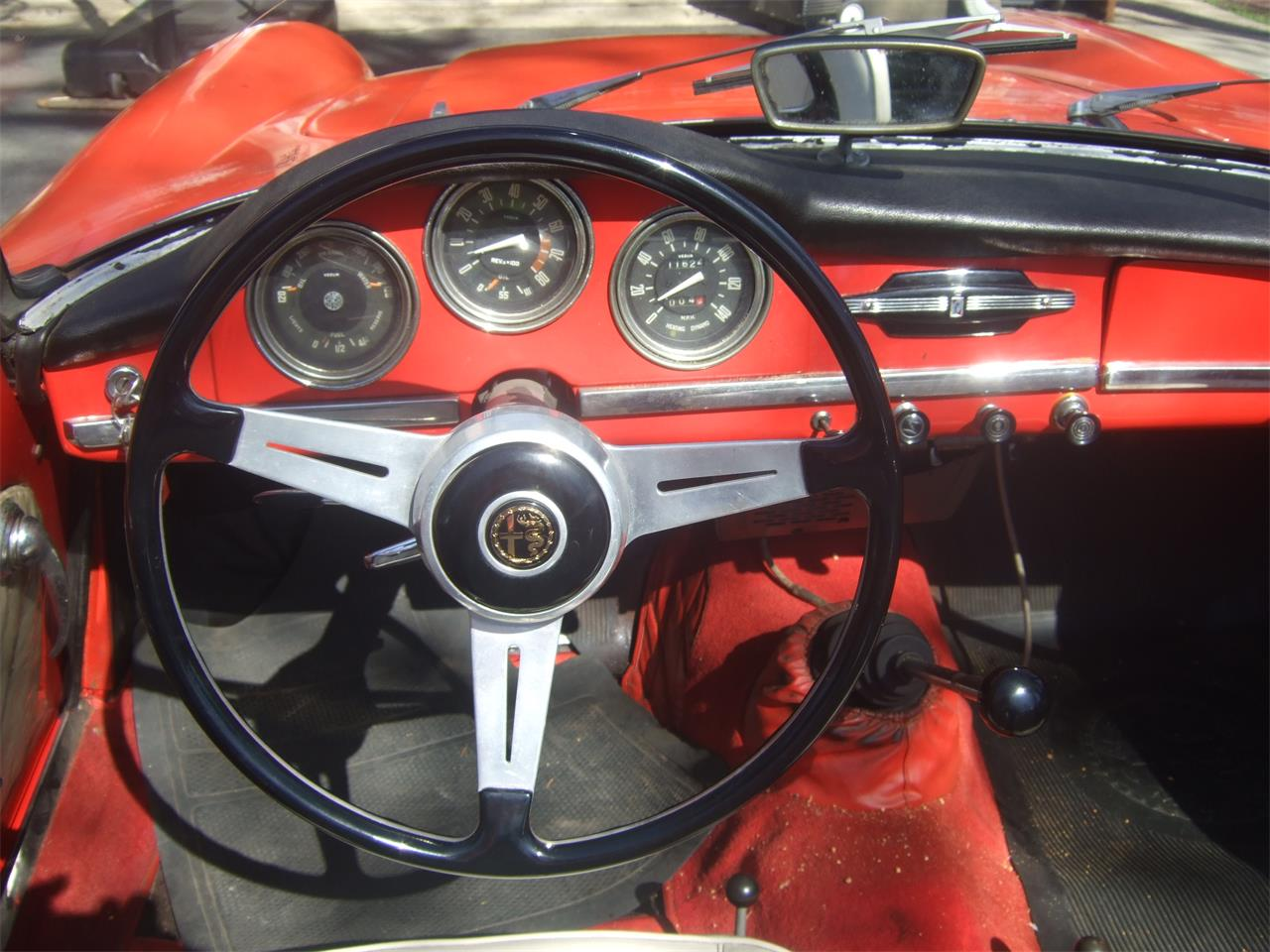 Large Picture of Classic 1964 Giulietta Spider located in New Jersey - Q08N