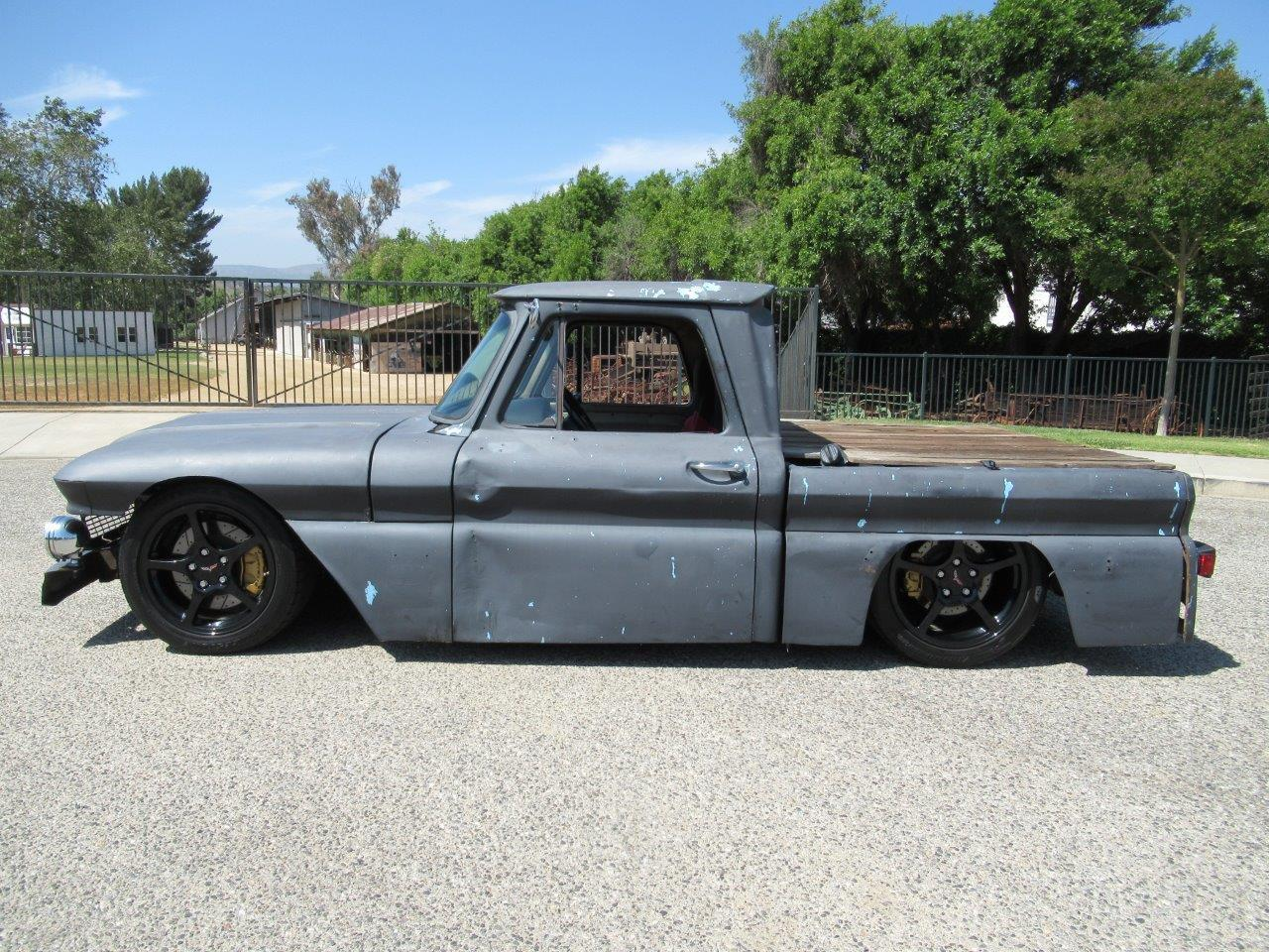 Large Picture of Classic 1966 Rat Rod Offered by California Cars - Q08R