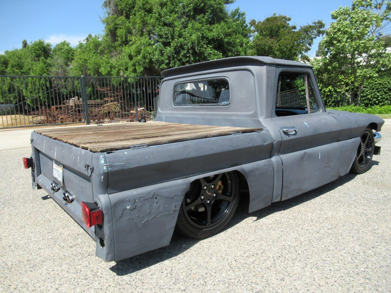 Large Picture of Classic 1966 Chevrolet Rat Rod Offered by California Cars - Q08R
