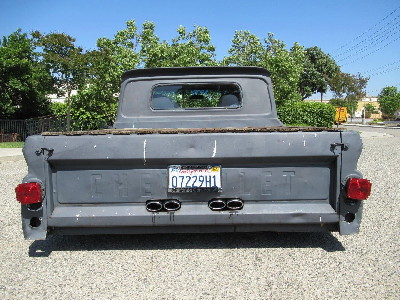 Large Picture of Classic 1966 Rat Rod located in California Offered by California Cars - Q08R