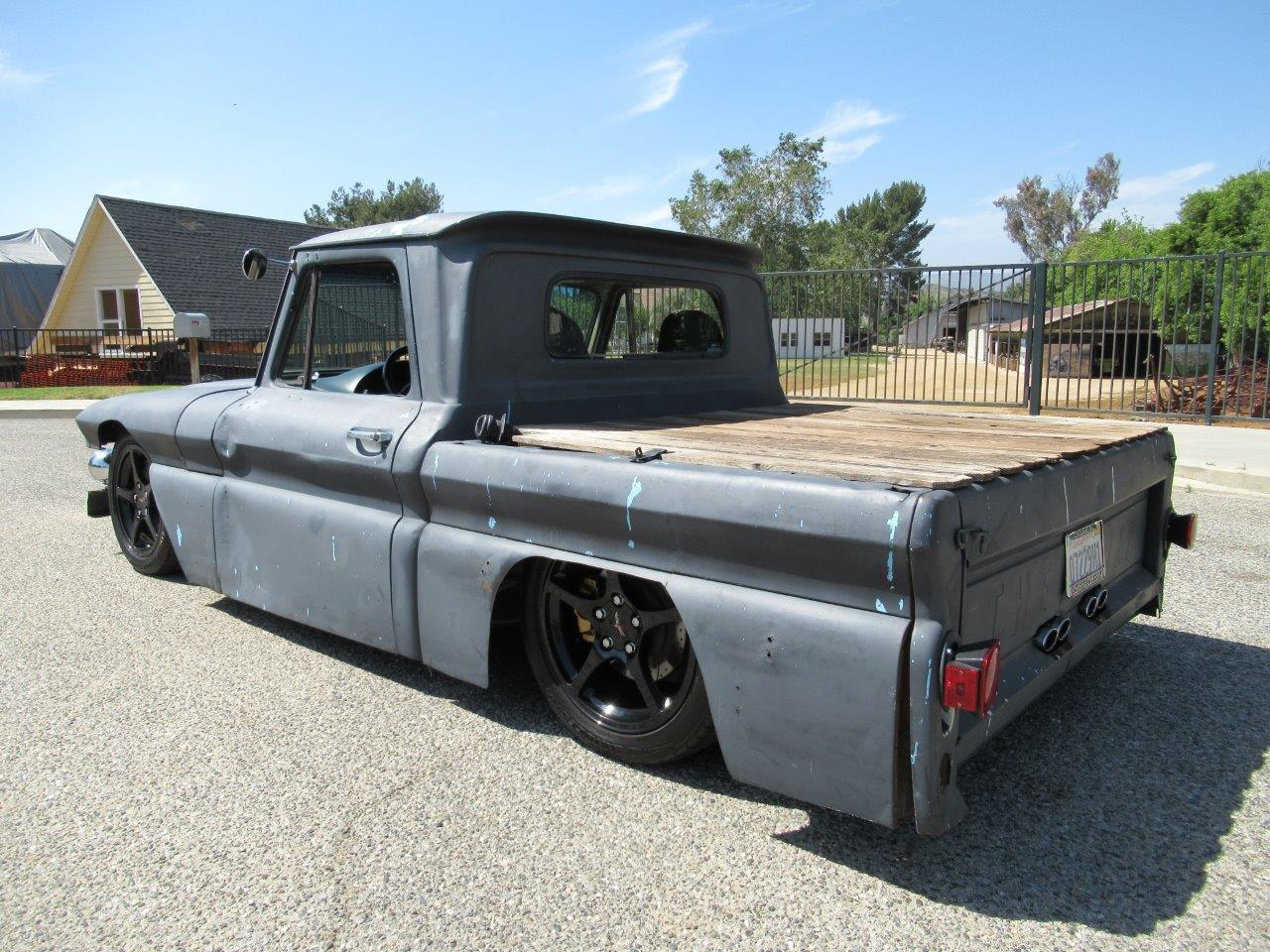 Large Picture of '66 Chevrolet Rat Rod Offered by California Cars - Q08R