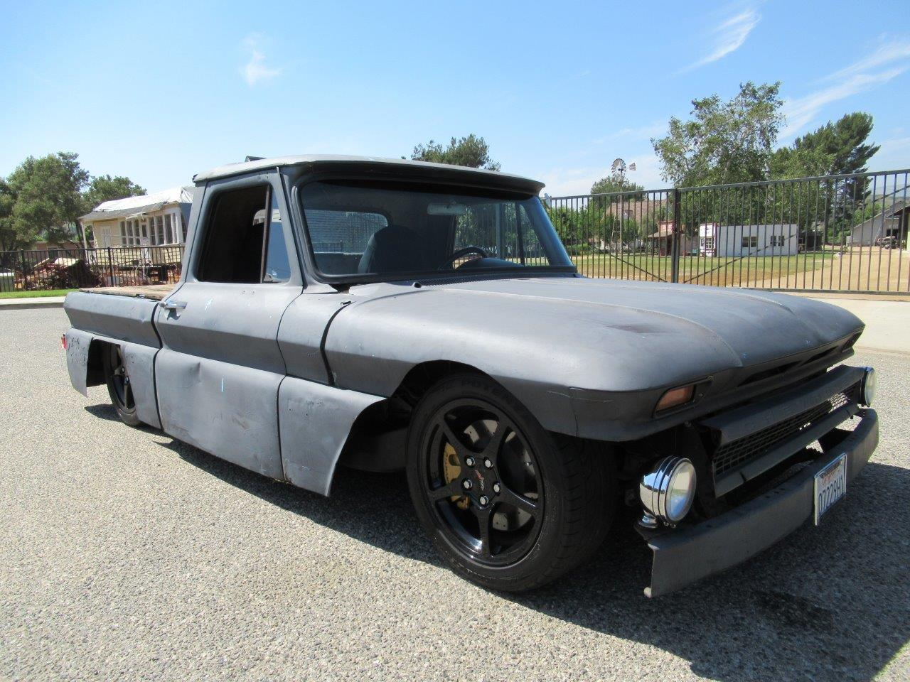 Large Picture of Classic 1966 Chevrolet Rat Rod located in California Offered by California Cars - Q08R