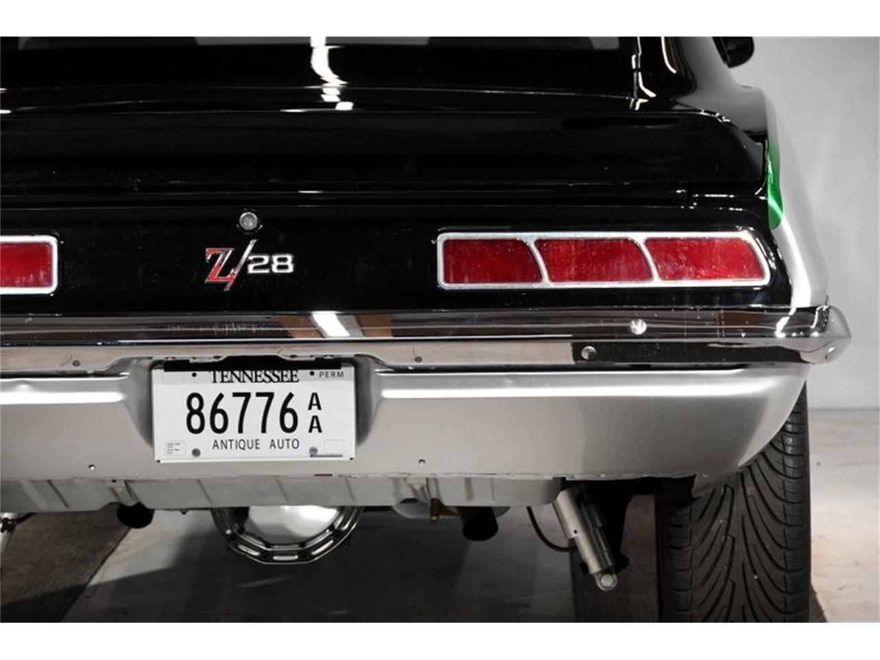 Large Picture of '69 Camaro - Q0A5