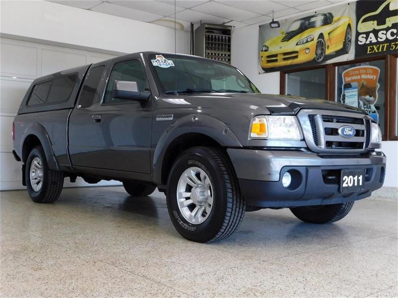Large Picture of 2011 Ford Ranger located in New York - Q0A9