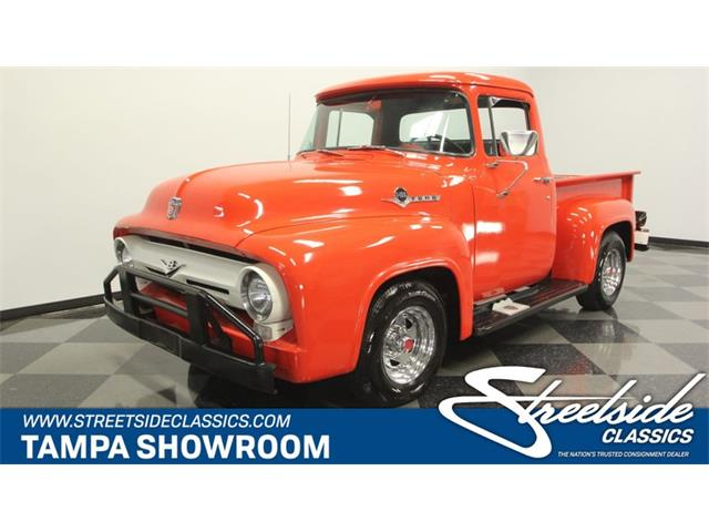 Picture of Classic 1956 Ford F100 - $21,995.00 Offered by  - Q0AB