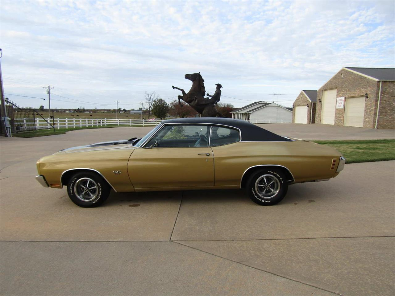 Large Picture of 1970 Chevelle Offered by Vicari Auction - PXWN