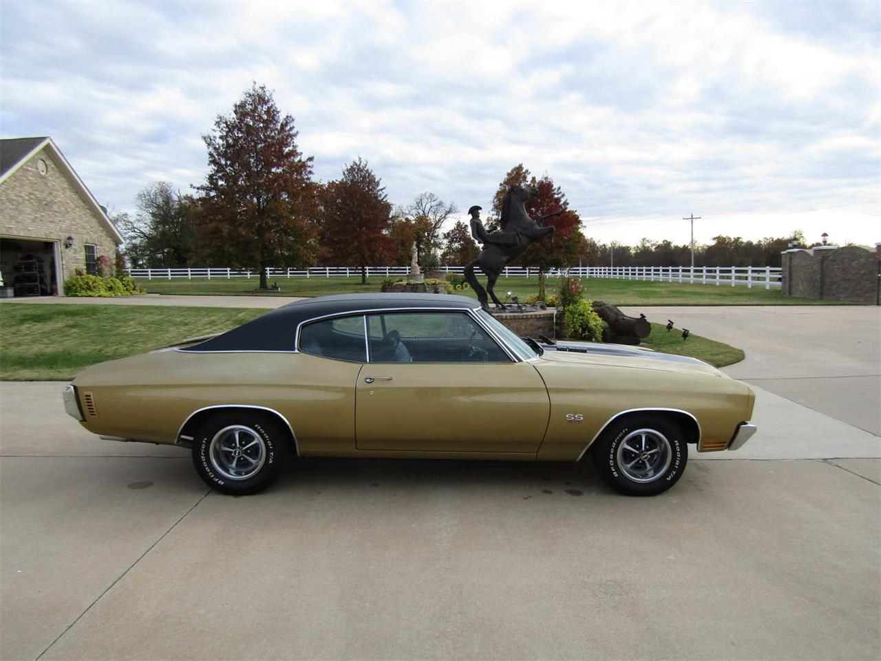 Large Picture of '70 Chevelle - PXWN