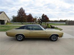 Picture of '70 Chevrolet Chevelle Auction Vehicle Offered by Vicari Auction - PXWN