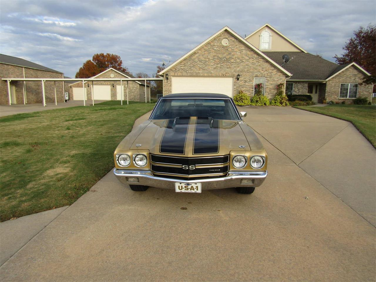 Large Picture of '70 Chevrolet Chevelle Auction Vehicle Offered by Vicari Auction - PXWN