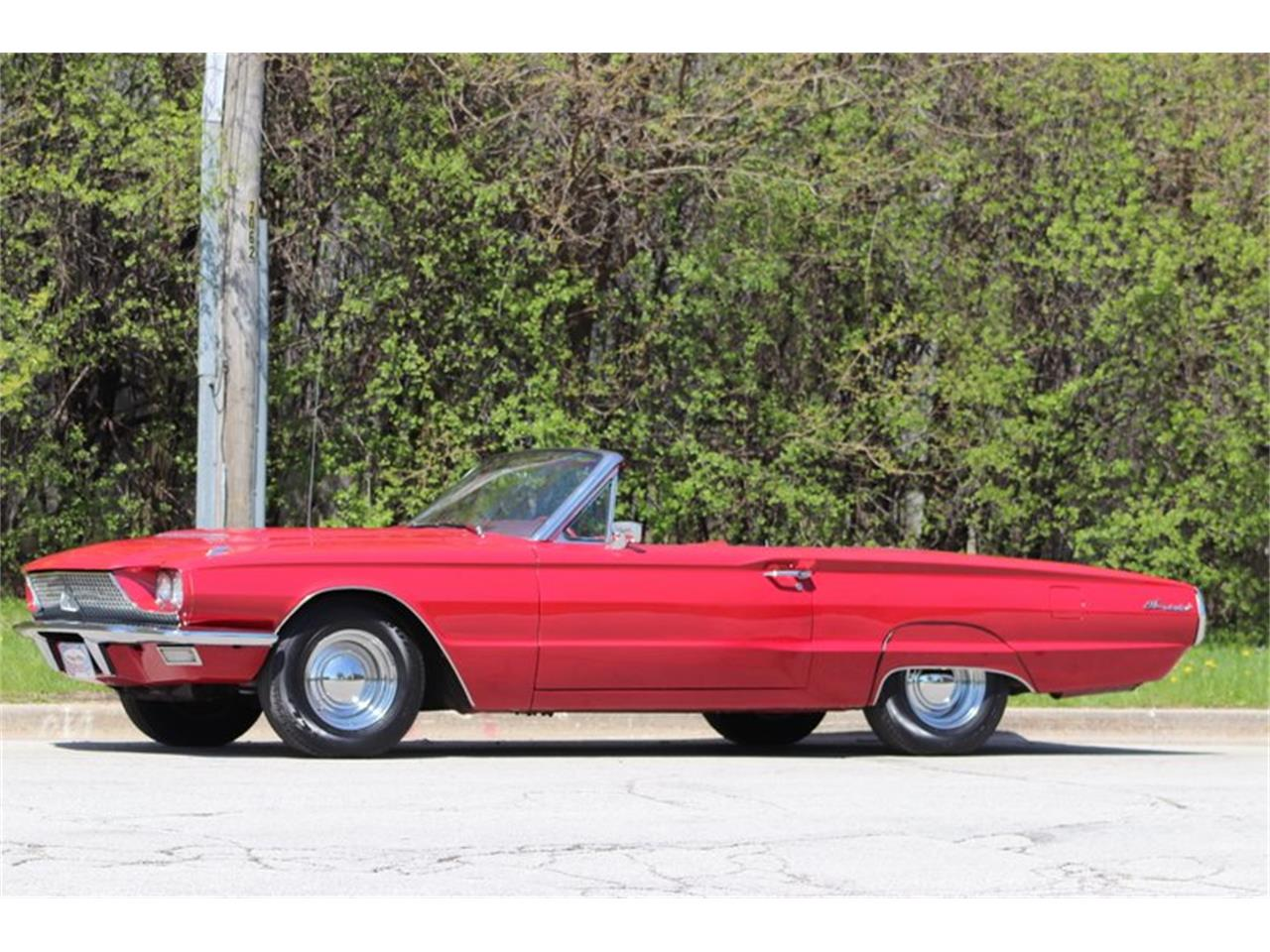 Large Picture of Classic 1966 Ford Thunderbird - $29,900.00 - Q0AO