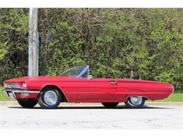 Picture of Classic '66 Ford Thunderbird - $29,900.00 Offered by Midwest Car Exchange - Q0AO