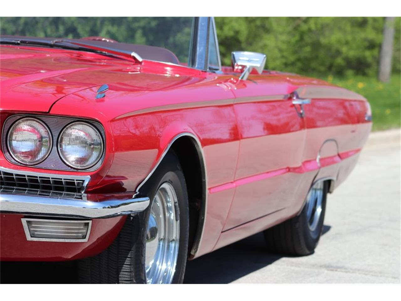 Large Picture of 1966 Thunderbird Offered by Midwest Car Exchange - Q0AO