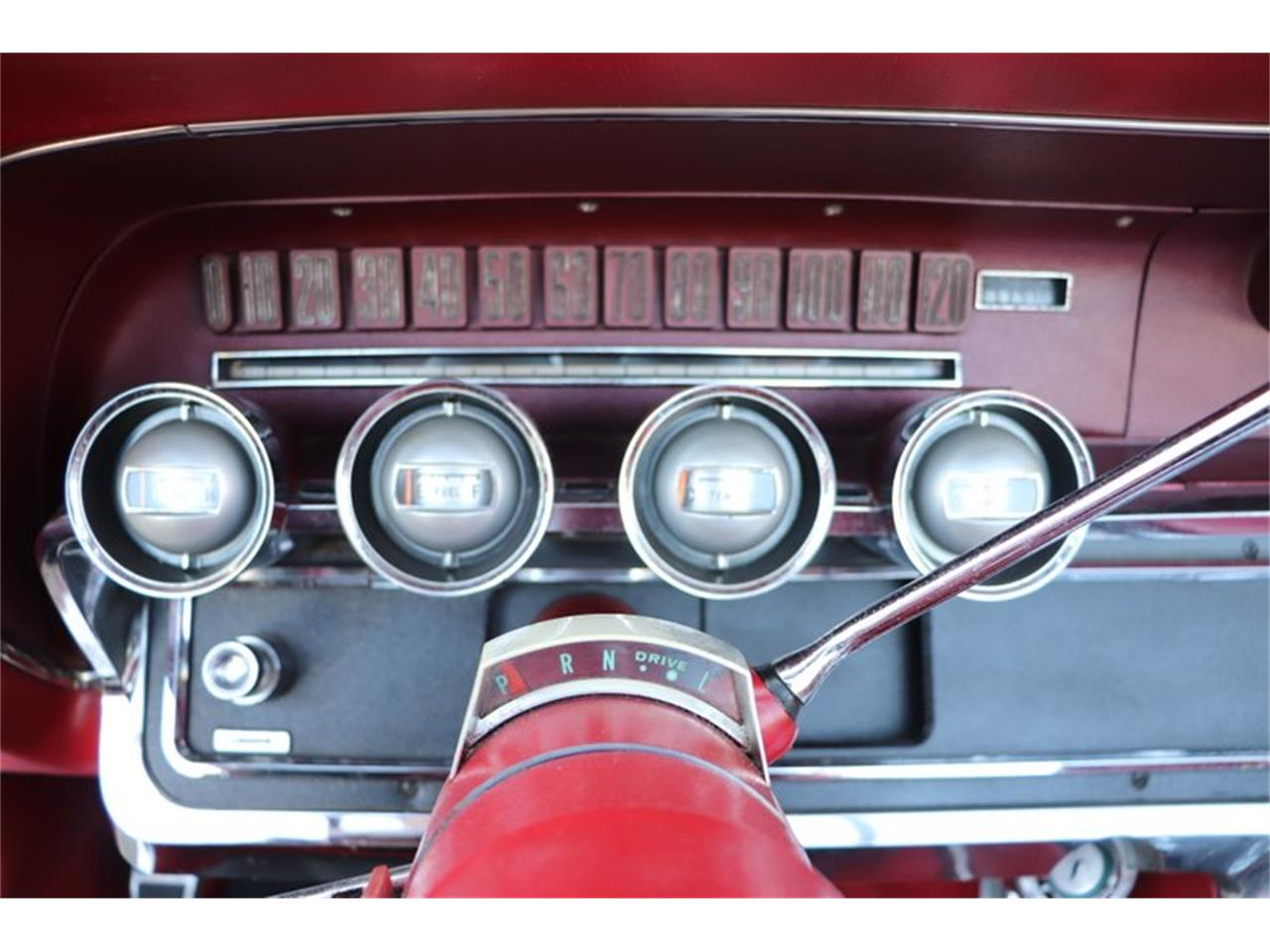 Large Picture of 1966 Ford Thunderbird Offered by Midwest Car Exchange - Q0AO