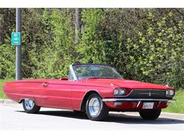 Picture of Classic 1966 Thunderbird located in Illinois - Q0AO