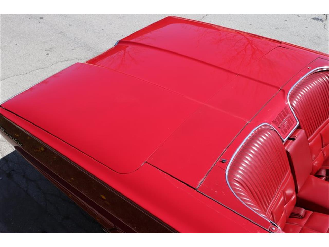 Large Picture of '66 Ford Thunderbird - $29,900.00 Offered by Midwest Car Exchange - Q0AO