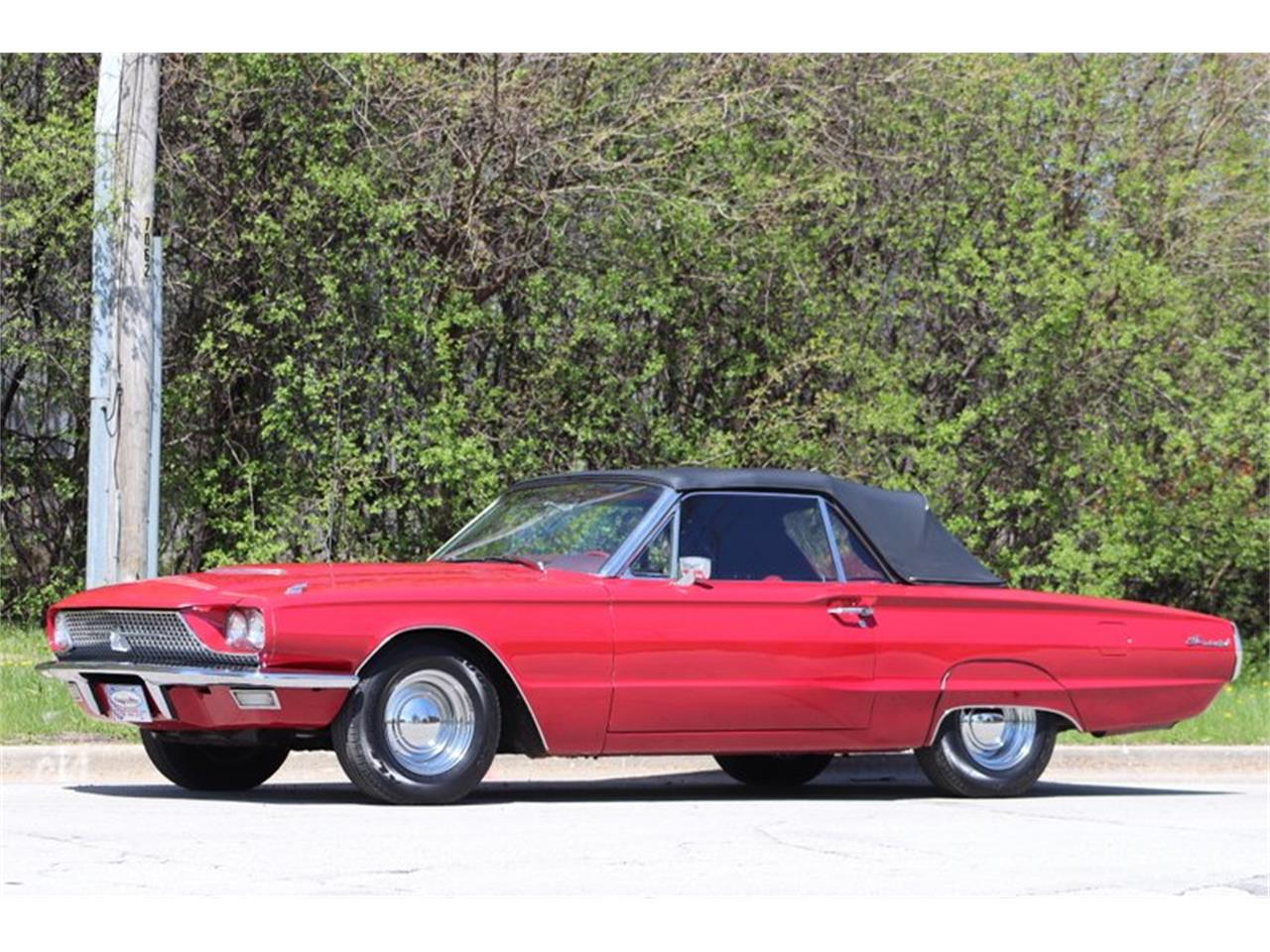 Large Picture of '66 Ford Thunderbird - $29,900.00 - Q0AO