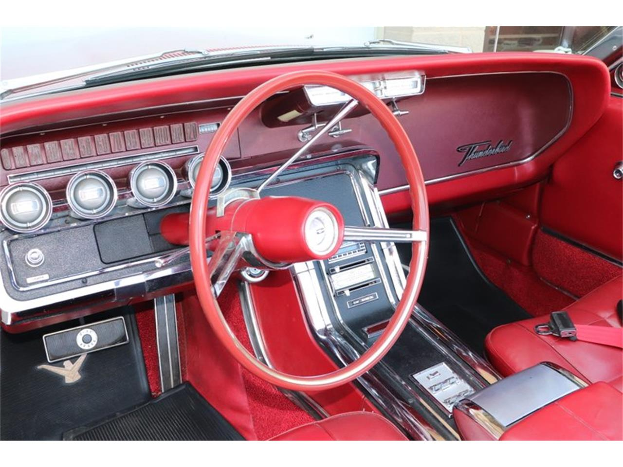 Large Picture of Classic 1966 Thunderbird located in Alsip Illinois - $29,900.00 - Q0AO