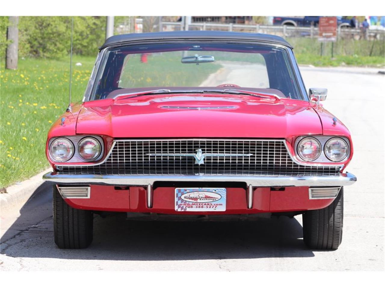 Large Picture of 1966 Ford Thunderbird located in Illinois - $29,900.00 - Q0AO