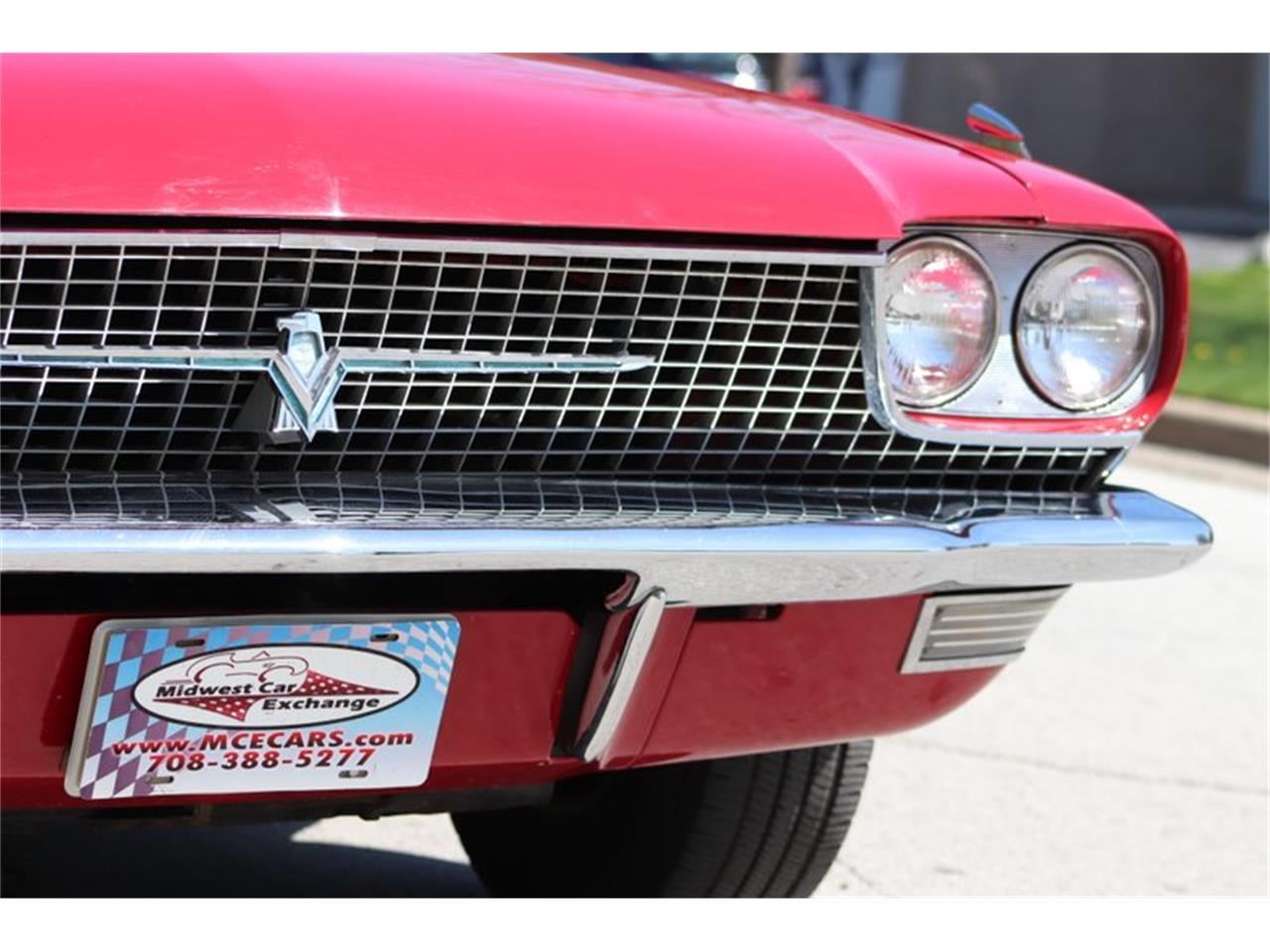 Large Picture of 1966 Thunderbird located in Alsip Illinois - $29,900.00 Offered by Midwest Car Exchange - Q0AO