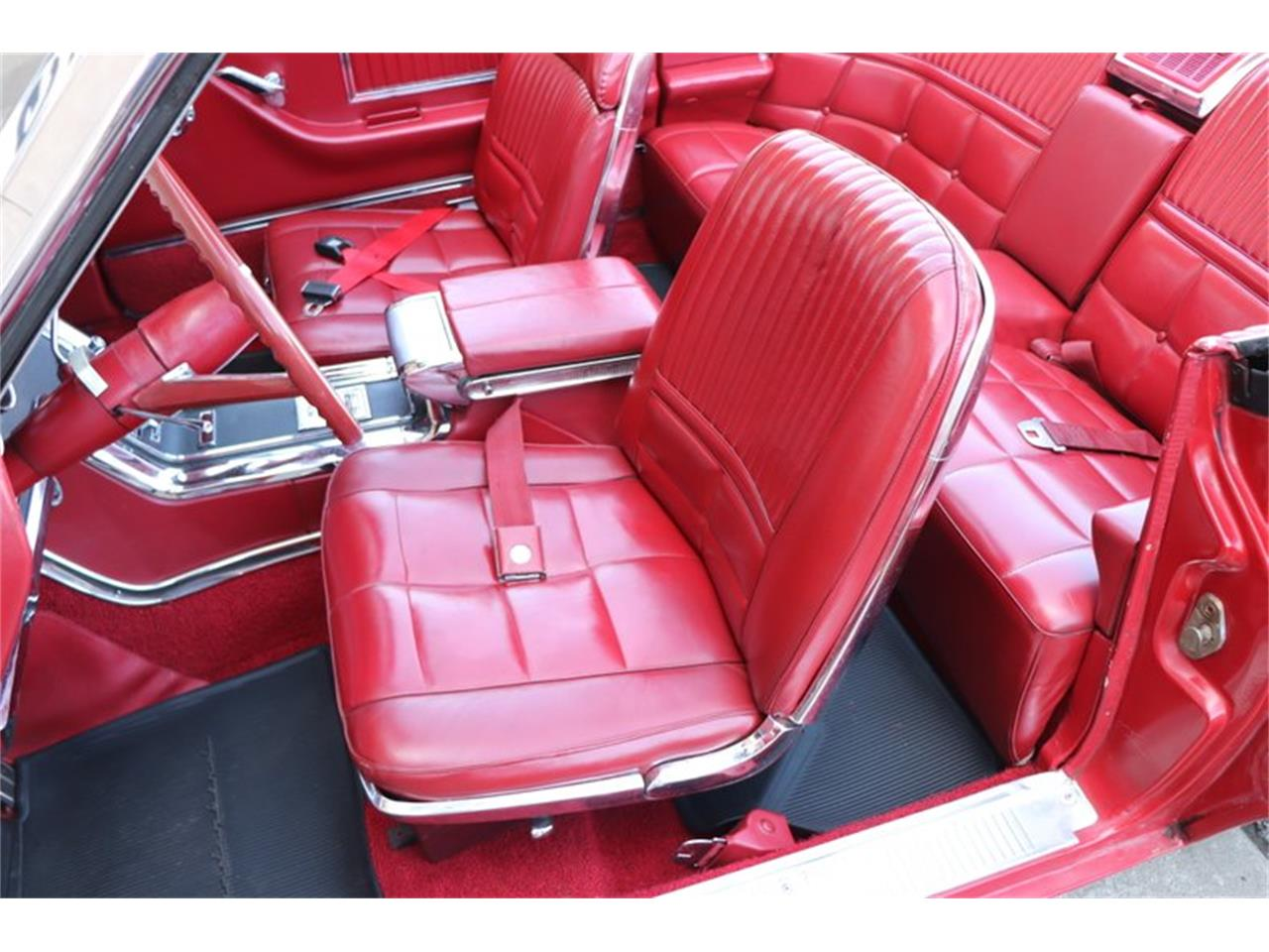 Large Picture of Classic 1966 Ford Thunderbird Offered by Midwest Car Exchange - Q0AO