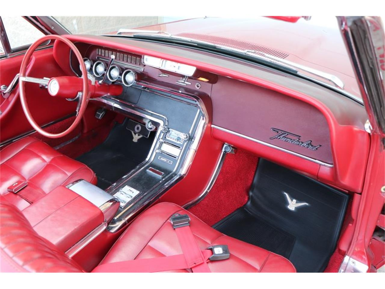 Large Picture of '66 Ford Thunderbird located in Illinois - $29,900.00 Offered by Midwest Car Exchange - Q0AO