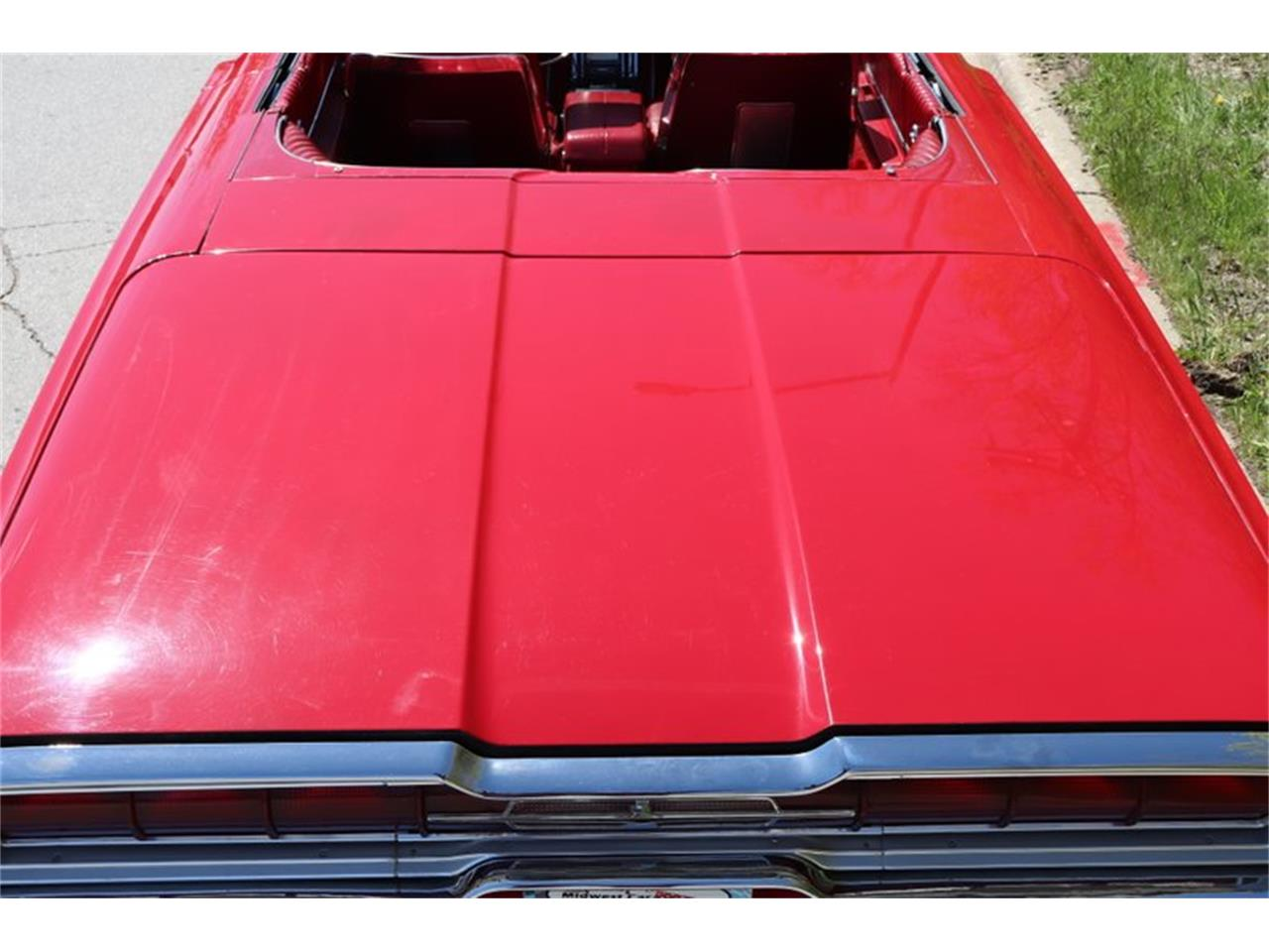 Large Picture of '66 Ford Thunderbird - Q0AO