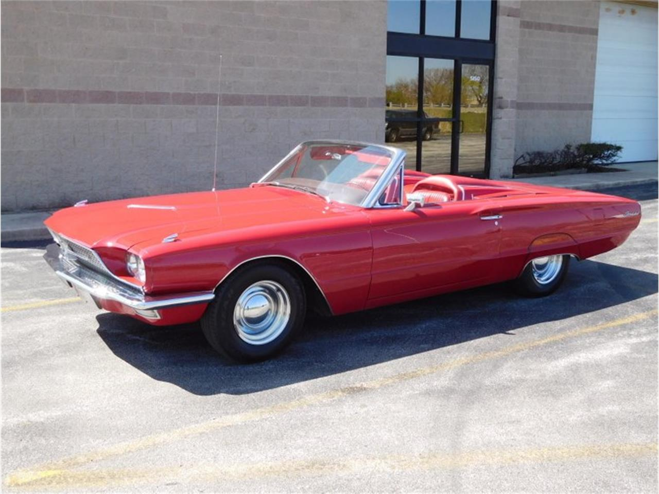 Large Picture of Classic 1966 Thunderbird located in Illinois - $29,900.00 - Q0AO