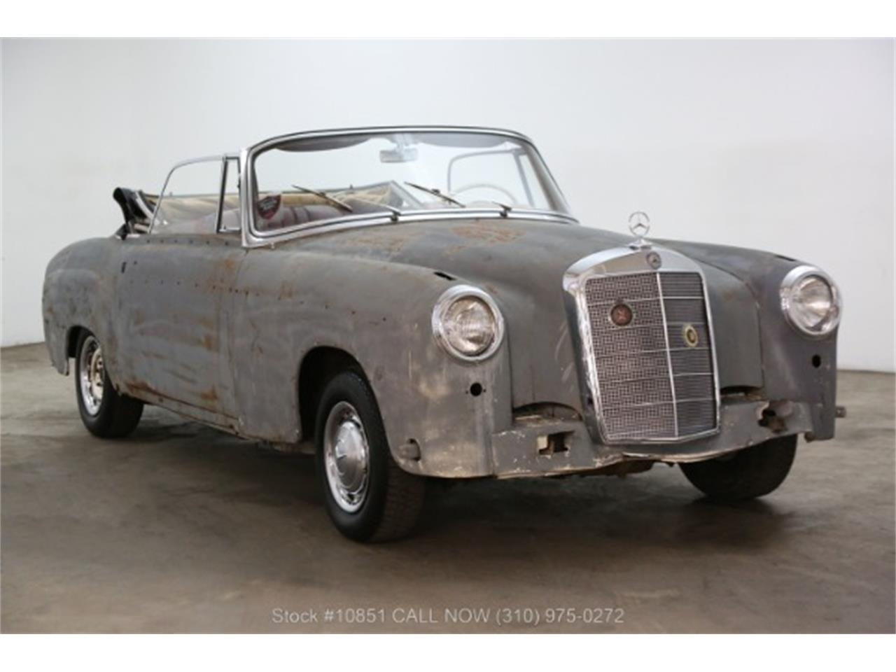 Large Picture of Classic '60 220SE located in California - Q0AU
