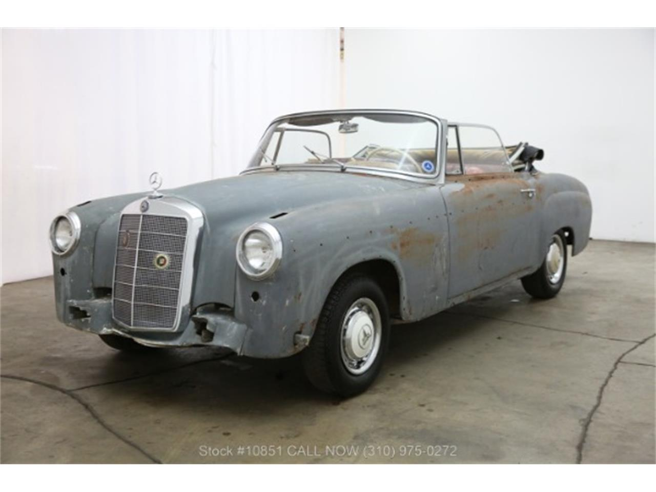 Large Picture of Classic 1960 220SE - $49,500.00 Offered by Beverly Hills Car Club - Q0AU