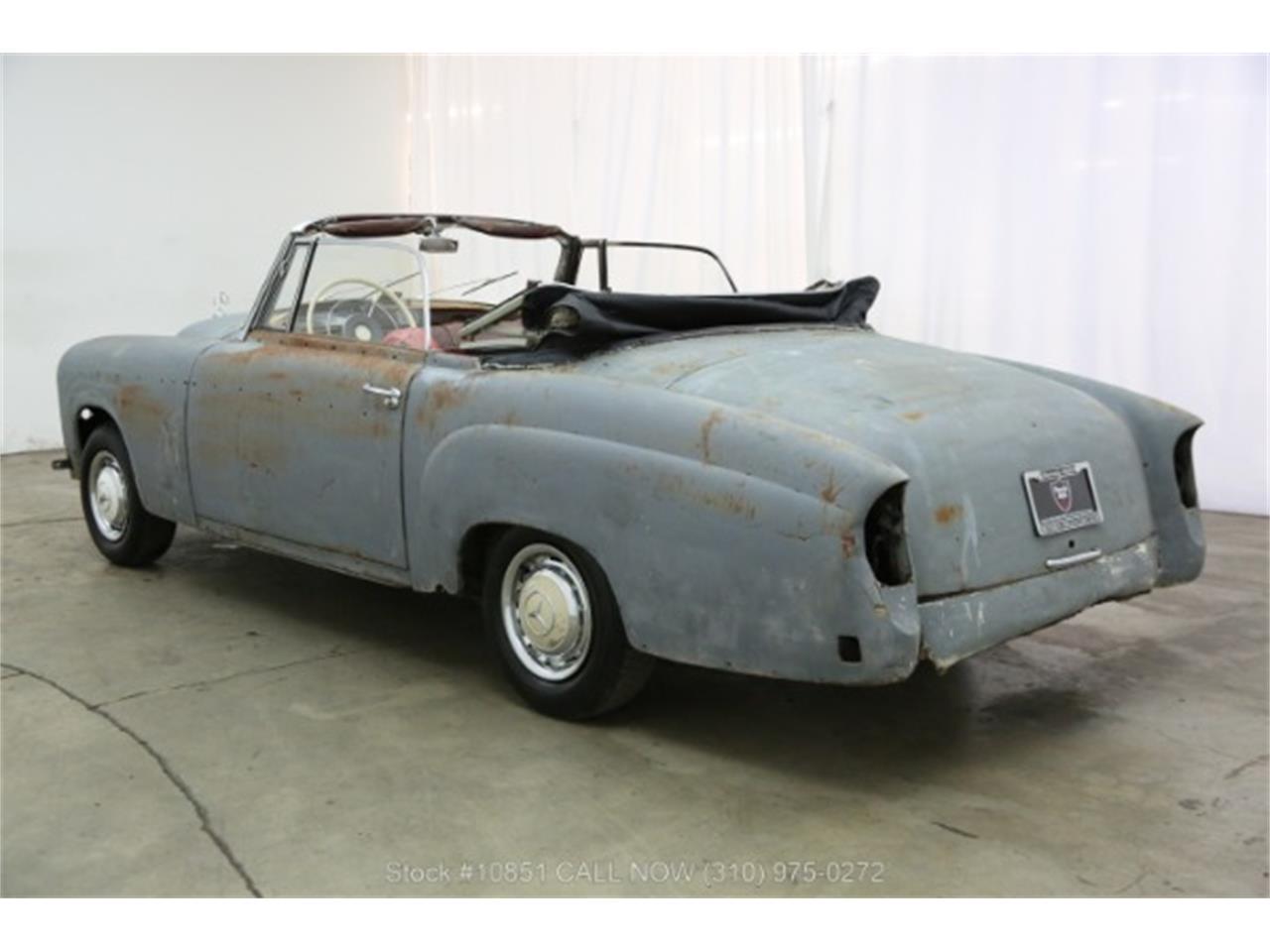 Large Picture of 1960 Mercedes-Benz 220SE - $49,500.00 - Q0AU