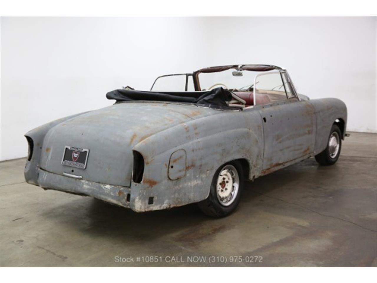 Large Picture of Classic '60 Mercedes-Benz 220SE - $49,500.00 Offered by Beverly Hills Car Club - Q0AU