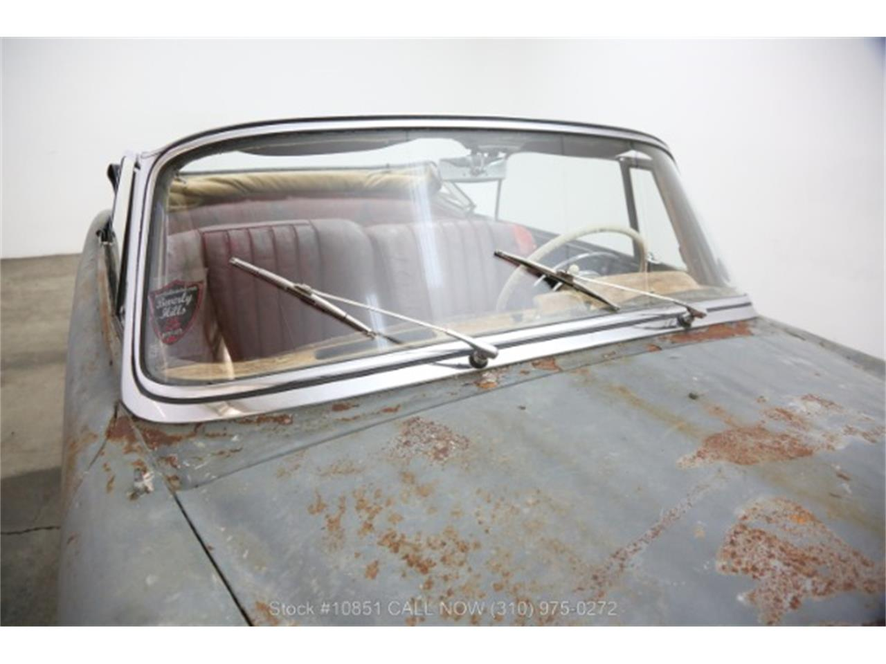 Large Picture of 1960 Mercedes-Benz 220SE - $49,500.00 Offered by Beverly Hills Car Club - Q0AU
