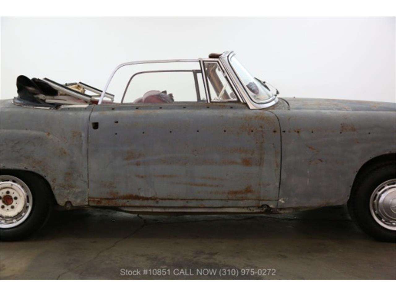 Large Picture of '60 Mercedes-Benz 220SE - $49,500.00 - Q0AU