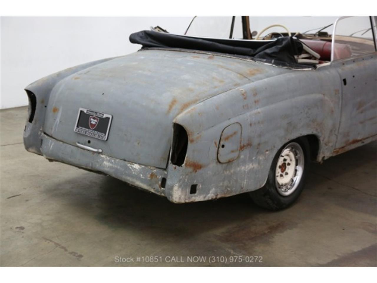 Large Picture of 1960 Mercedes-Benz 220SE - Q0AU