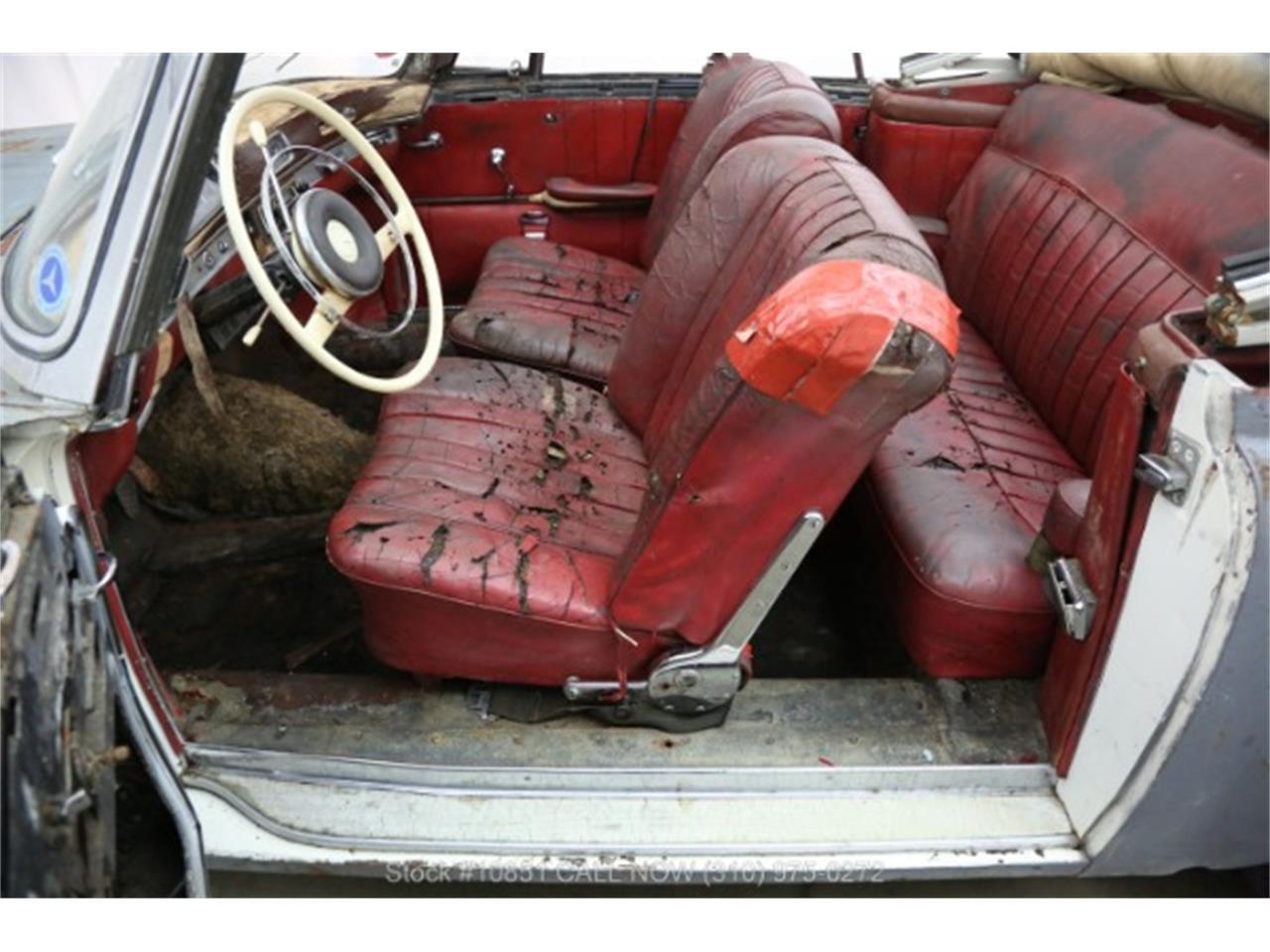 Large Picture of Classic 1960 220SE located in California - $49,500.00 - Q0AU