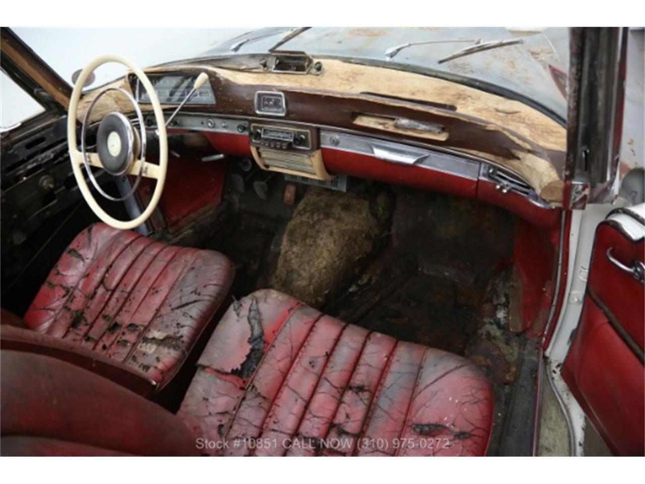 Large Picture of Classic '60 220SE - $49,500.00 - Q0AU