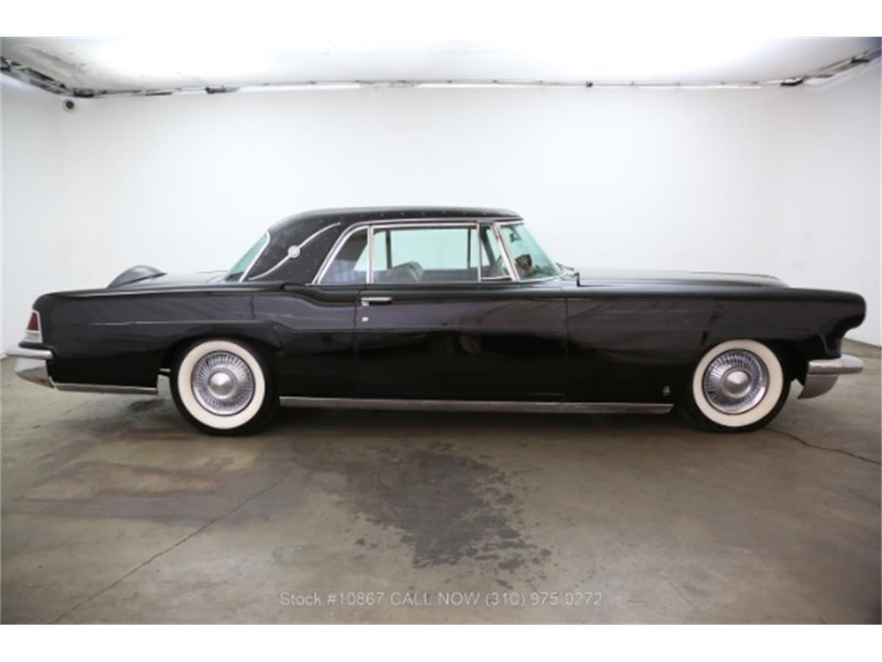 Large Picture of Classic 1956 Continental Mark II located in Beverly Hills California - Q0AW