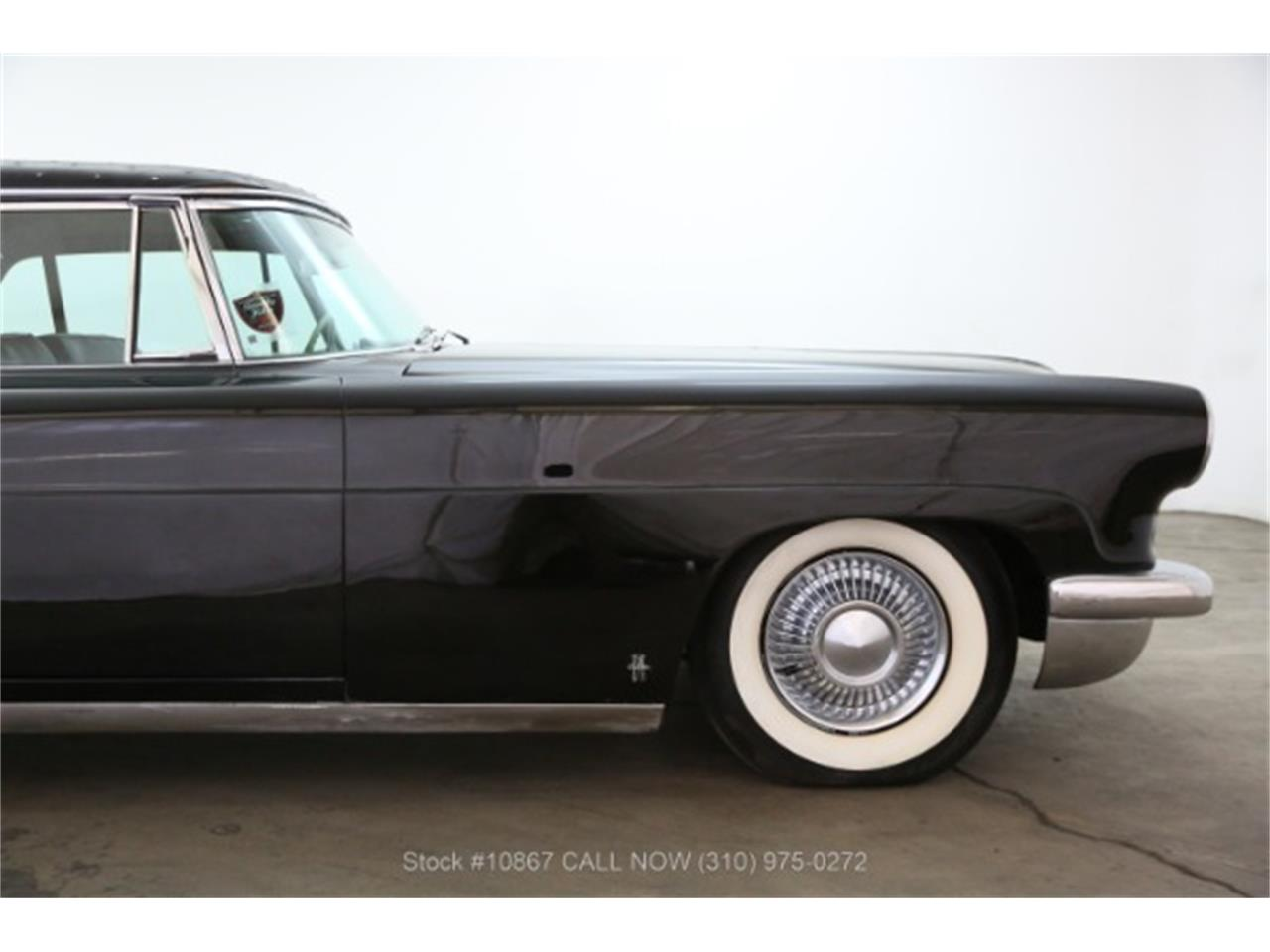 Large Picture of Classic 1956 Continental Mark II - Q0AW
