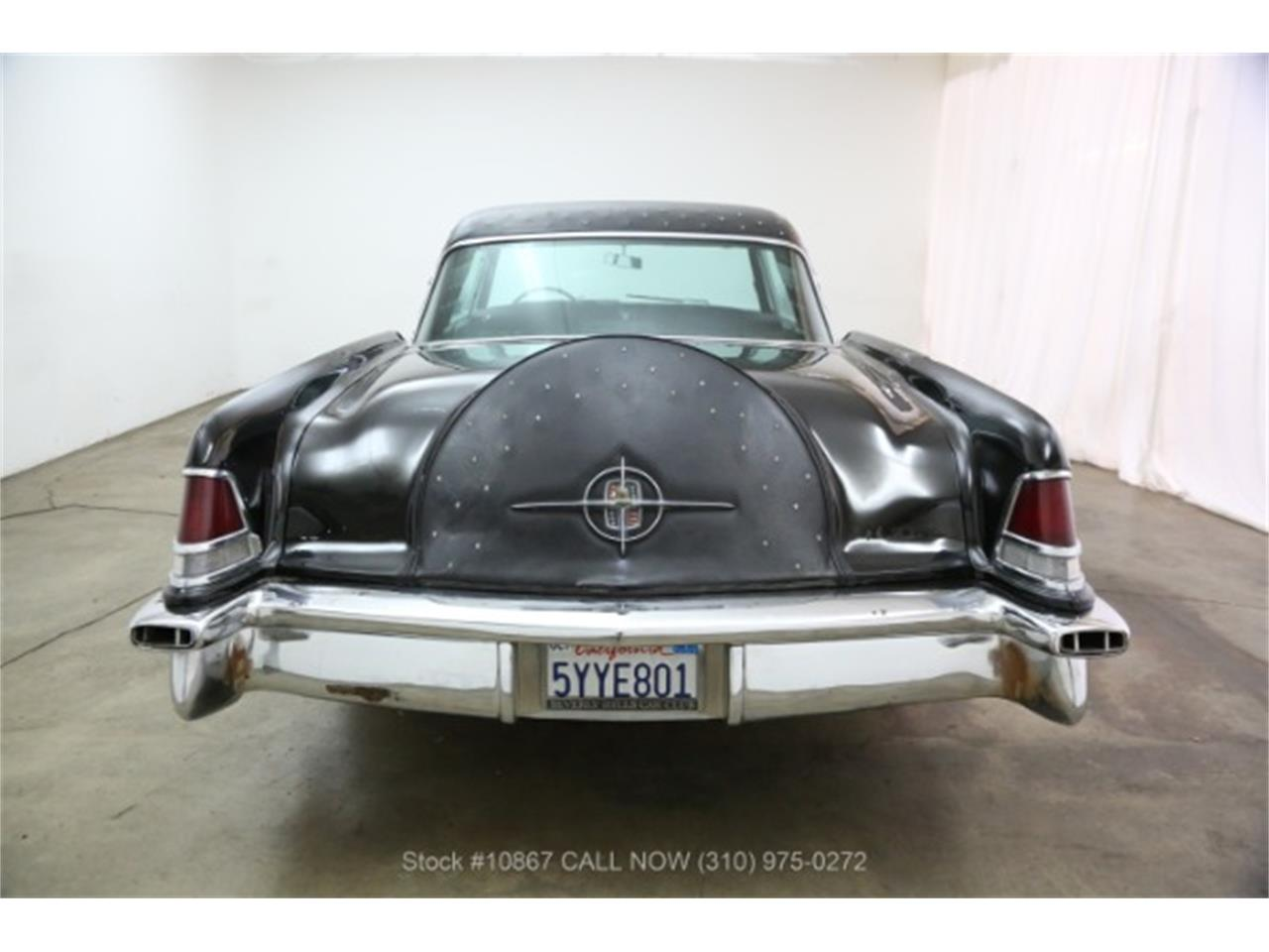 Large Picture of 1956 Continental Mark II located in Beverly Hills California - Q0AW