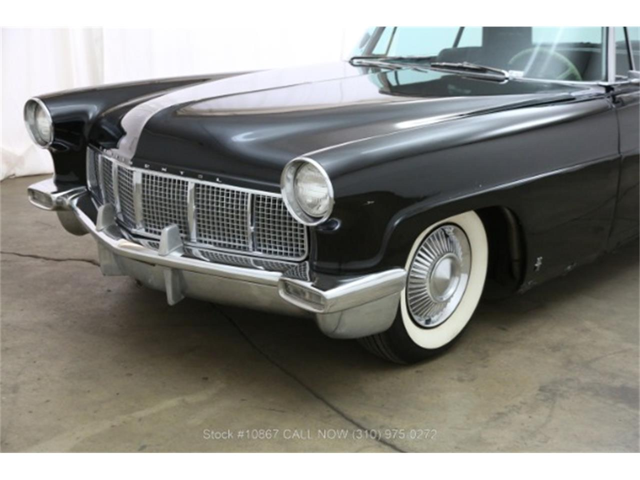 Large Picture of 1956 Lincoln Continental Mark II Offered by Beverly Hills Car Club - Q0AW